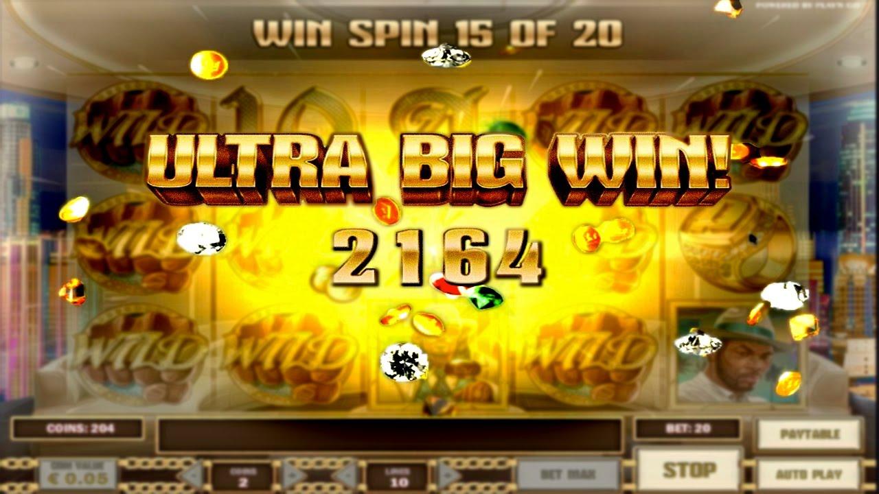 Ultra big win at Sultan slots