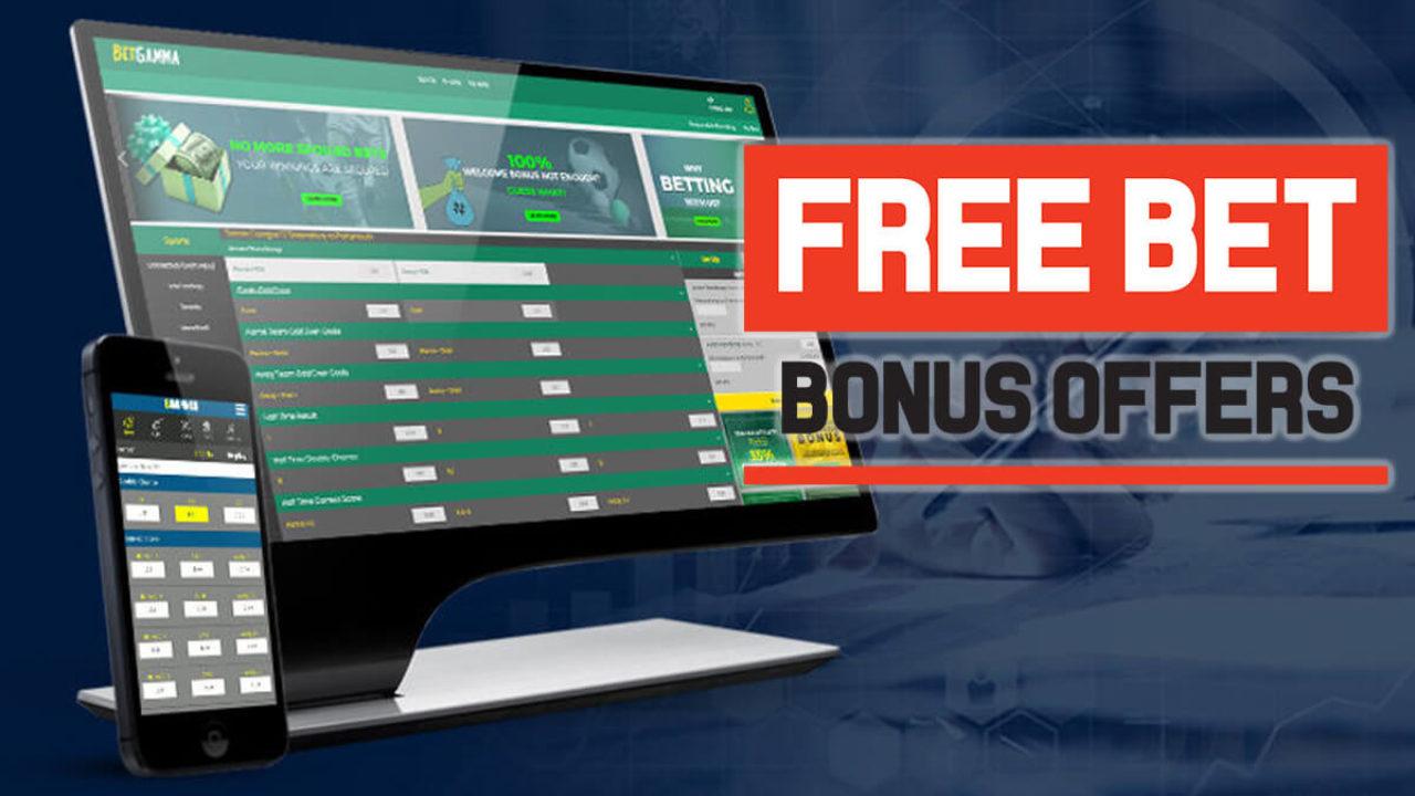 Free bet Bonus offer