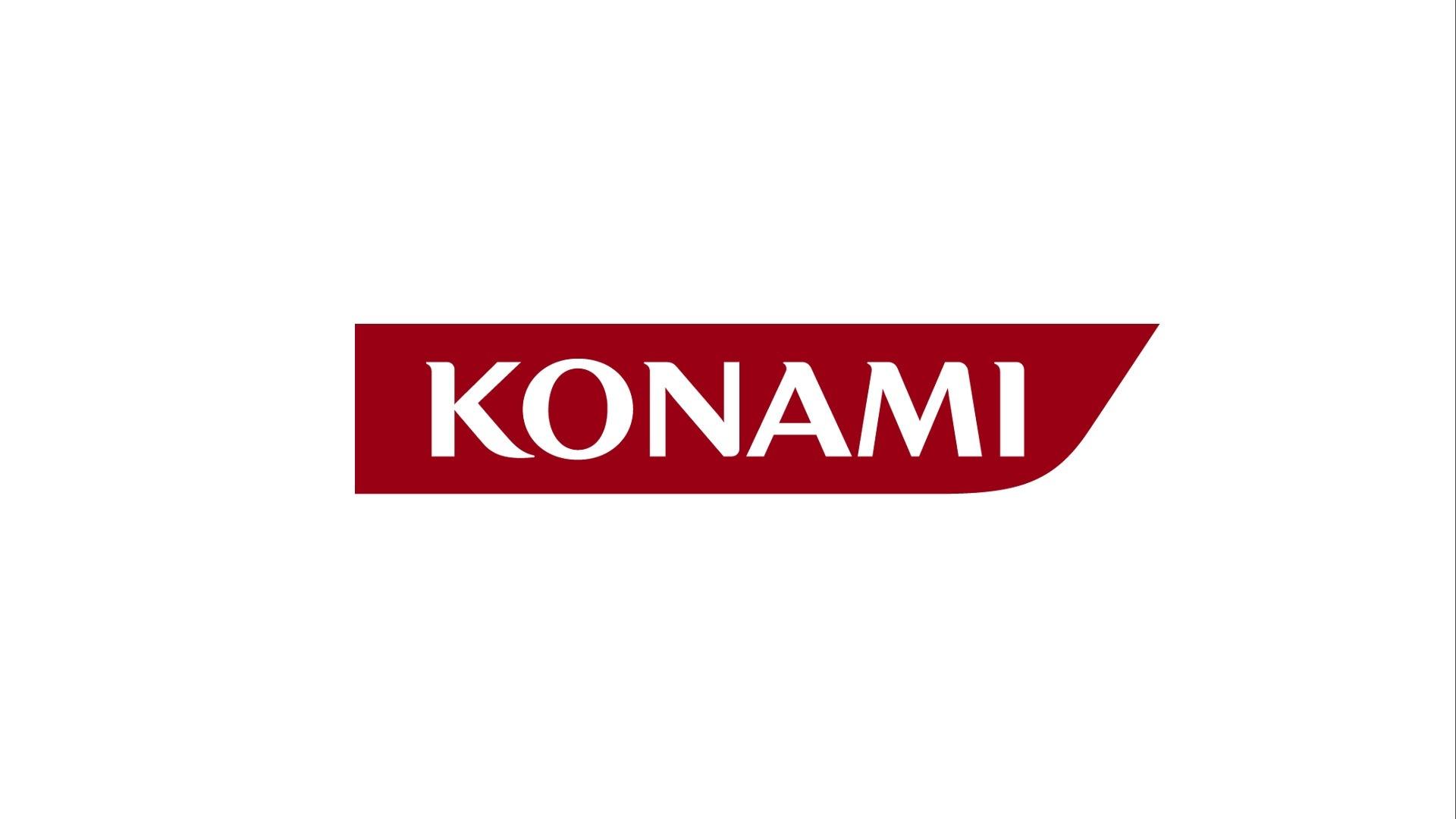 Konami big logo